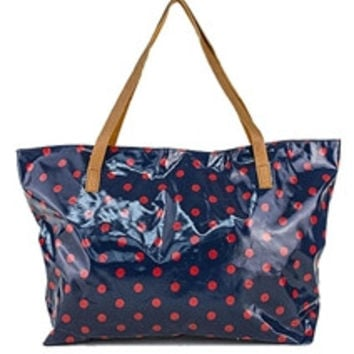 Miley Beach Tote Bag