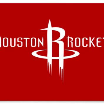 Houston Rockets Flag 3'x5'