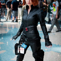 Black widow costume from avengers