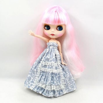 DIY for Doll Making Nude Factory Blythe 1/6 Scale BJD Custom Blythe Dolls High Quality Doll Supplies - No Clothes - Free Shipping Worldwide