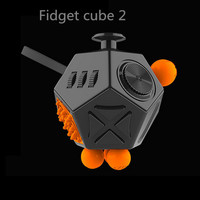 NEW Fidget Cube 2 Toys for Girl Boys Christmas Gift The First Batch of The Sale Best Christmas Gift Anti Stress Cube