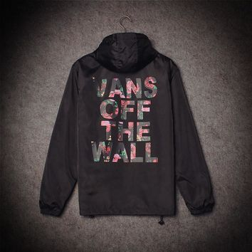 VANS Double-layered Winter Couple Windbreaker [9398111367]