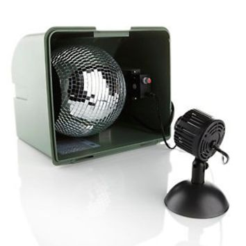 Winter Lane Light Flurries Outdoor LED Light Projector at HSN.com