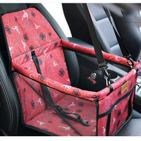 Pet Fun Pattern Foldable Pet Carrier Bag