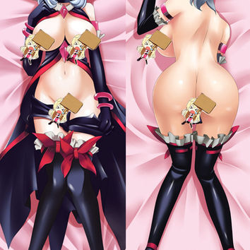 New We are Pretty Cure Anime Dakimakura Japanese Pillow Cover GM12