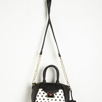 Rockabilly I've Dot to Be Going Bag by Betsey Johnson from ModCloth