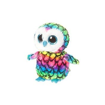 Ty Beanie Boos Aria - Owl (Claire's Exclusive)