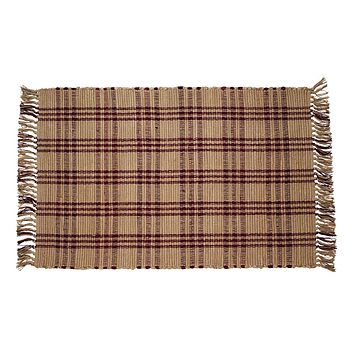 Cottonwood Red Woven Rug
