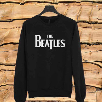 The Beatles sweater Sweatshirt Crewneck Men or Women Unisex Size