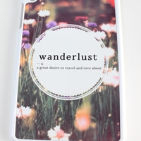 Wanderlust Tablet Case
