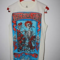 Grateful Dead Cut off shirt.