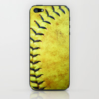 Square Ball iPhone & iPod Skin by Cassidy Edwards | Society6