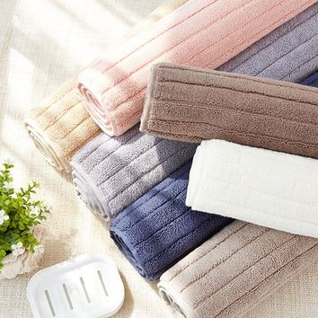 7 Colours Bath Mat For Bathroom Rug Carpet In The bathroom And Toilet Anti Slipping Water Absorbent Comfortable Area Rug Cotton