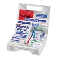 All Purpose First Aid Kit - 200 Pieces