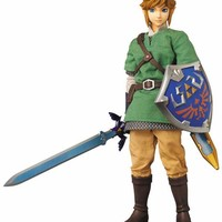 Real Action Heroes No.622 Link Action Figure ~ The Legend of Zelda Skyward Sword **Preorder**