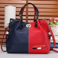 Tommy Hilfiger Women Fashion Tote Crossbody Shoulder Bag Satchel