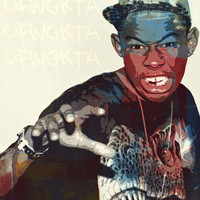 GoT A ODD FuTURE, HUH? (Tyler, The Creator) - Digital Art Print - MULTIPLE SiZES AVAiLABLE