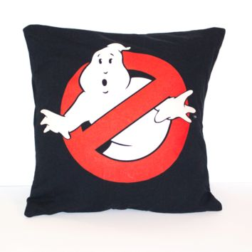 Ghostbusters Pillow