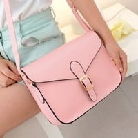 New&Hot !With Gift!Women's handbag messenger bag preppy style vintage envelope bag shoulder bag high quality briefcase