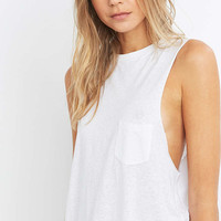 BDG Pocket Muscle Tank Top - Urban Outfitters