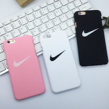 On Sale Hot Deal Stylish Iphone 6/6s Cute Matte Apple Phone Case [415630458916]