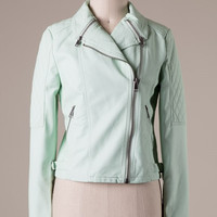 Mint Downtown Cafe Jacket