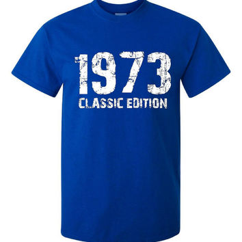 1973 Classic Edition, 40th Birthday Anniversary Over the Hill Present Gift