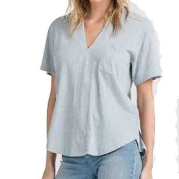 Quarry Short Sleeve Knit Top