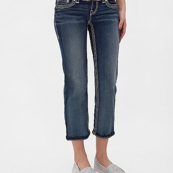 BKE Factory Second Stella Cropped Stretch Jean
