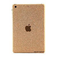 IPAD MINI GLITTER DECAL GOLD
