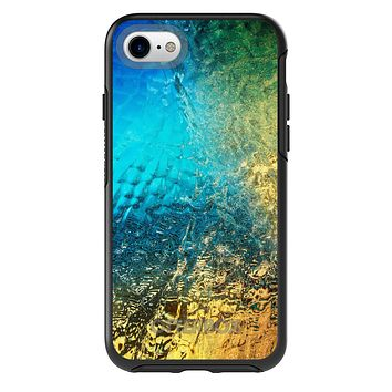 DistinctInk™ OtterBox Symmetry Series Case for Apple iPhone or Samsung Galaxy - Colorful Rainbow Waterfall