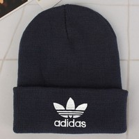 Adidas Fashion Edgy Winter Beanies Knit Hat Cap-19