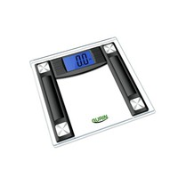 "Gurin High Accuracy Digital Bathroom Scale with 4.3"" Display and Step-On Technology - Walmart.com"