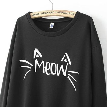 Meow Sweaters