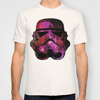 Space Trooper T-shirt by Def29