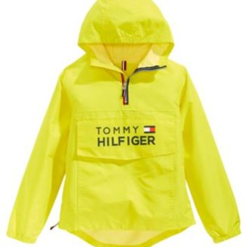 Tommy Hilfiger Popover Hooded Jacket, Big Boys (8-20) | macys.com