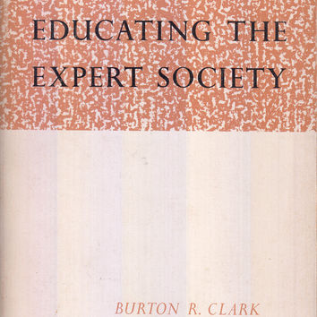 Educating the Expert Society