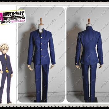 Problem Children are Coming from Another World Izayoi Sakamaki Cosplay Costume