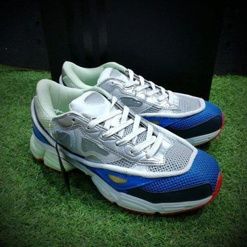 VON3TL Sale Raf Simons x Adidas Consortium Ozweego 2 III Retro Sport Smart Running Shoes Beige Blue Red Trainers Shoes B26076