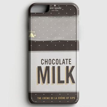 Kate Spade Chocolate Milk iPhone 8 Case | casescraft