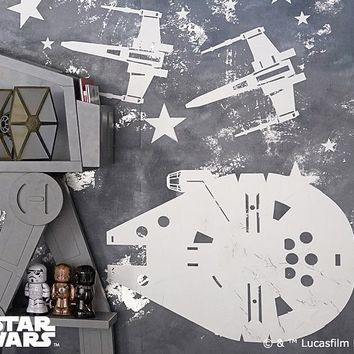 Star Wars™ Ship Decals