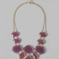 SABINA JEWELED STATEMENT NECKLACE