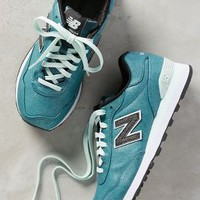 New Balance 515 Sneakers in Tropical Green Size: