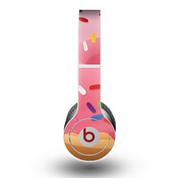 The Sprinkled 3d Donut Skin for the Beats by Dre Original Solo-Solo HD Headphones