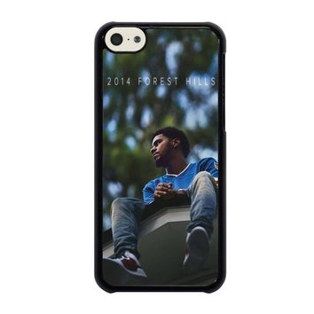 j cole forest hills iphone 5c case cover  number 1