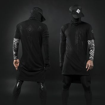 ABYSS Droptail Shirt