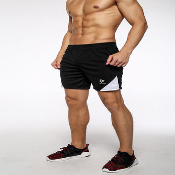 Mens Loose Workout Classic Fitness  Shorts