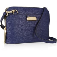 Burberry Shoes & Accessories - Textured-leather shoulder bag