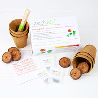 Seedkids* Grow Your Own 'Mini Veg' Kit