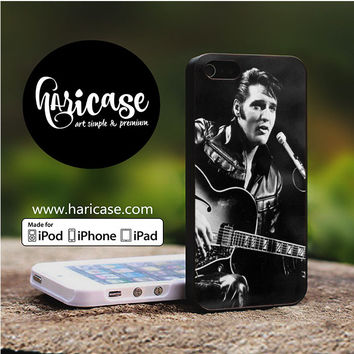 Elvis Presley Rock Star iPhone 5 | 5S | SE Cases haricase.com
